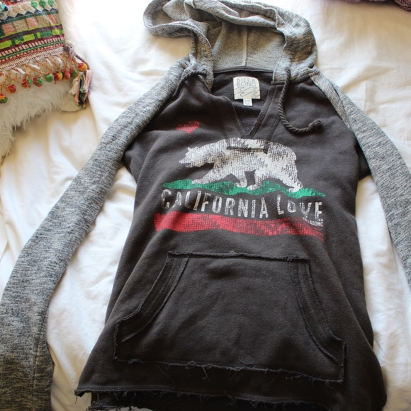 Billabong Other - Billabong California Love Hoodie